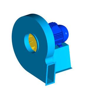 Ventiladores-Centrífugos-presión-alta